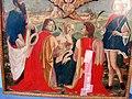 Domenico di Zanobi (maestro della natività johnson), incoronazione della vergine, 1480 ca, 05.JPG