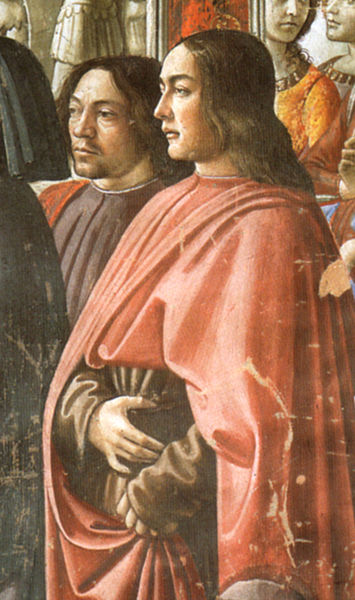 http://upload.wikimedia.org/wikipedia/commons/thumb/7/71/Domenico_ghirlandaio%2C_autoritratto_(left)_con_sebastiano_mainardi_(right)_cappella_Tornabuoni%2C_annuncio_dell'angelo_a_zaccaria%2C_detail.jpg/355px-Domenico_ghirlandaio%2C_autoritratto_(left)_con_sebastiano_mainardi_(right)_cappella_Tornabuoni%2C_annuncio_dell'angelo_a_zaccaria%2C_detail.jpg