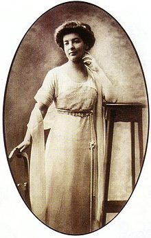 alt=Description de l'image Dora Pejacevic.jpg.