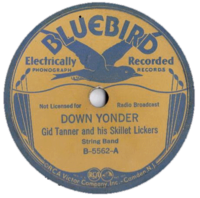 Gid Tanner and his Skillet Lickers - Down Yonder, 1934