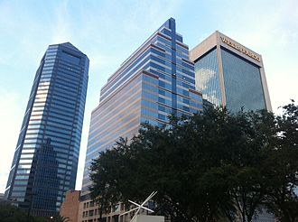 Downtown Jacksonville - Downtown Northbank