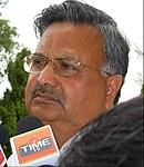 Dr. Raman Singh bei Press Club Raipur Stimmung 2.jpg