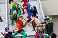 Dragon Con 2013 - JLA vs Avengers Shoot (9668224291).jpg