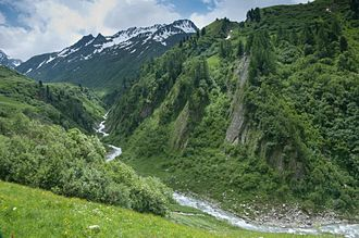 Val Ferret - Dranse de Ferret