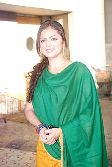 Drashti Dhami at the Launch of TV serial 'Madhubala' (2).jpg