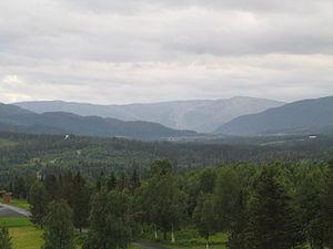 Vefsn - Drevje valley (Drevjedalen), Vefsn