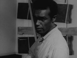 "Duane Jones als ""Ben"" in Night of the Living Dead (1968)"
