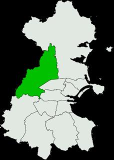 Dublin West (Dáil constituency) Dáil Éireann constituency (1981-)
