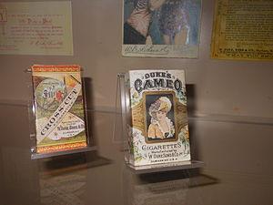 American Tobacco Company - Image: Duke Cigarettes
