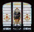 Dunedin Railway Station Stained Glass (30689353863).jpg