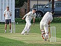 Dunmow CC v Brockley CC at Great Dunmow, Essex, England 22.jpg