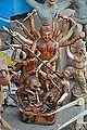 Durga - Wood Craft - Kolkata 2014-12-06 1189.JPG