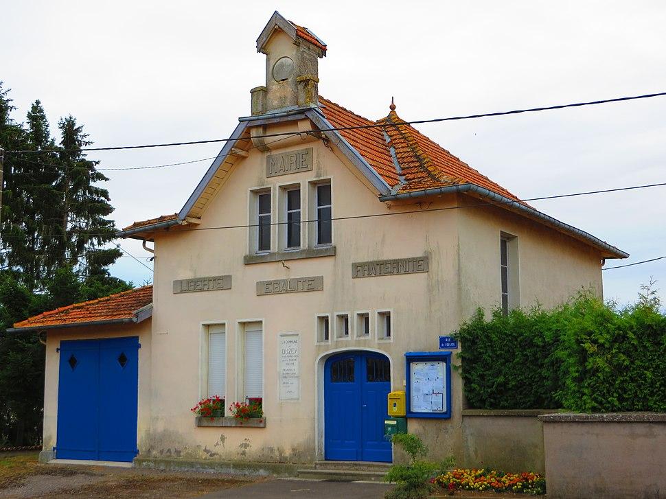 Duzey La mairie