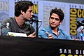 Dylan O'Brien & Tyler Posey (35330973523).jpg