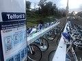 E-bike docking station in Newcastle CBD.jpg