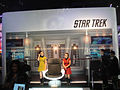 E3 Expo 2012 - Star Trek booth (7640967048).jpg