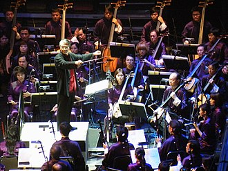 Chinese orchestra - Hong Kong Chinese Orchestra