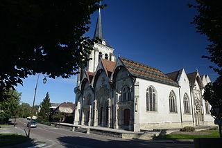 Pont-Sainte-Marie Commune in Grand Est, France