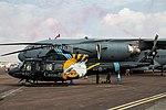 EGVA - Bell CH-146 Griffon - Royal Canadian Air Force - 146430 (42082762390).jpg