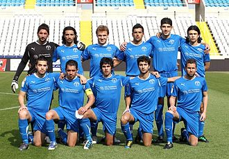 2010–11 Cypriot Cup for lower divisions - ENAD Polis Chrysochous at the final.