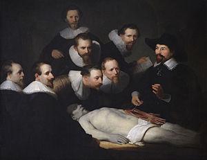 The Anatomy Lesson of Dr. Nicolaes Tulp - The Anatomy Lesson of Dr Nicolaes Tulp (The University of Edinburgh Fine Art)