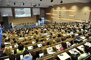 University of Economics in Bratislava - University Hall of the University of Economics in Bratislava