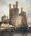 Eagle Tower, Caernarvon Castle.jpg