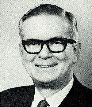 Earl Landgrebe - Image: Earl Landgrebe (92nd Congress)
