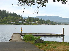 East Devils Lake SRA dock - Oregon.jpg