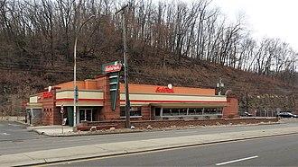 Eat'n Park - A restaurant in Pittsburgh