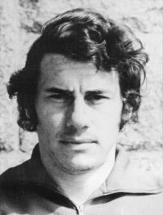 Eberhard Vogel - Eberhard Vogel in 1974