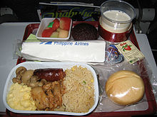 An Example Of An Economy Class In Flight Breakfast Served For Its Manila Hong Kong Flights