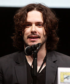 Edgar Wright på Comic-Con 2013.