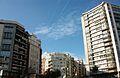 Edificis de la plaça d'Espanya, València.JPG