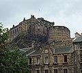 Edinburgh Castle form Grassmarket 02.JPG