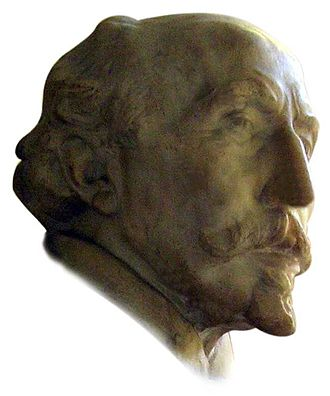 Edmond Picard - Bust of Edmond Picard, 1910