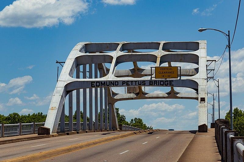 File:Edmund Pettus Bridge - Selma, Alabama (27810737431).jpg