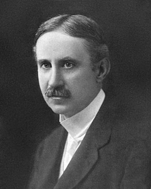 Edward Franklin Albee II - Edward F. Albee in 1908