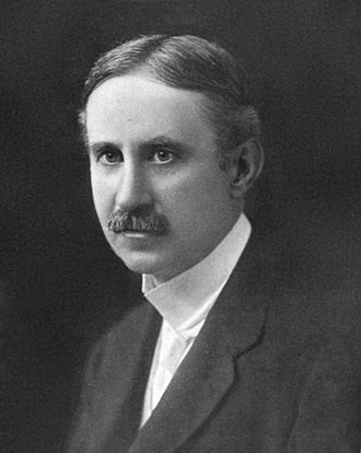 Edward Franklin Albee II - Edward F. Albee in 1908