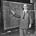Edwin Armstrong at blackboard.jpg