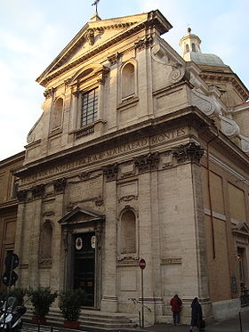Image illustrative de l'article Église Santa Maria dei Monti