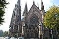 Eglise St Paul - Coté droit - Strasbourg.JPG