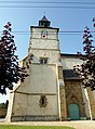 Eglise de Bruges (Pyrénées-Atlantiques) vue 2.JPG