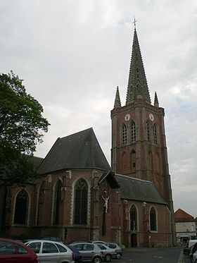 Image illustrative de l'article Église Saint-Éloi d'Hazebrouck