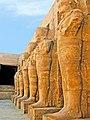 Egypt-3A-047 - Rameses III Temple (2217352638).jpg