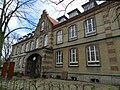 Ehemaliges Schulgebäude, Bismarckstraße 72, Dorsten (Ortsteil Hervest), Nordrhein-Westfalen 5.jpg