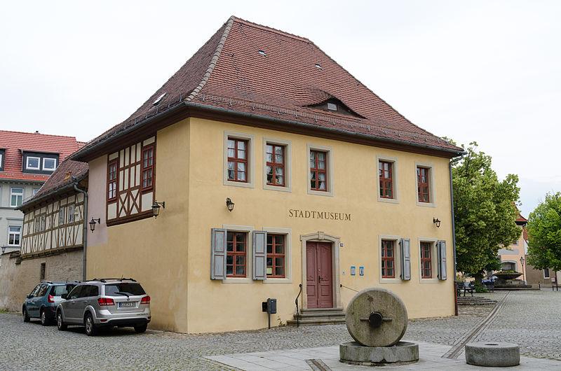 datei eisenberg th ringen markt 26 kl tznersches haus wikipedia. Black Bedroom Furniture Sets. Home Design Ideas