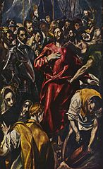 The Disrobing of Christ (Munich)