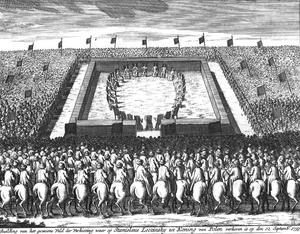 Polish–Lithuanian royal election, 1733 - Election of Stanisław I Leszczyński in 1733