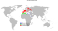 Eliomys range map.png